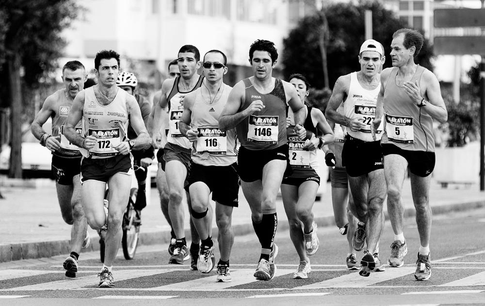 marathon - quino al